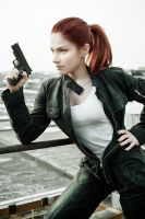 Deadly redhead by lucylle