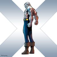 X-Men: Colossus by arunion