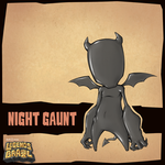 Night Gaunt by DUBCHAOS