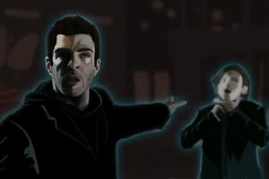 Heroes - Sylar vs Peter by sketchezdotcom