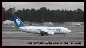 ZK-NGG Christchurch Airport by AndyJDesign