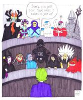 The Hall of Villains by EmperorNortonII