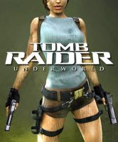 Tomb raider underworld render by Larden