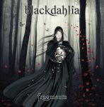Fragments CD cover by Nawheera