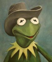 Kermit by MaryWatkins