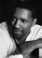 Denzel Washington by Alian22