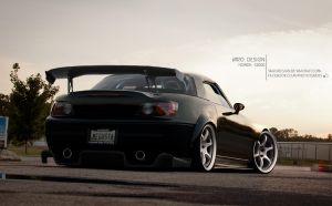 Honda S2000 by VaroDesign