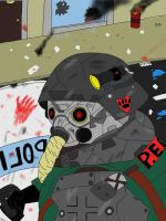 Paranormal Riot Control Unit by SturmFox