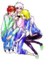APH totally failed trio by hantinexd