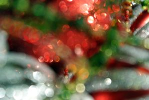 Christmas Bokeh by CozyComfyCouch