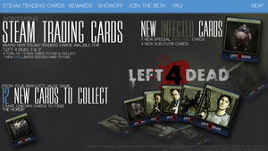Left 4 Dead Trading Cards Front by Samuel-Benjamin