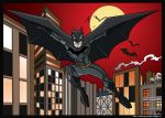 Batman and Gotham colors by Granamir30