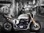 Cafe Racer by zardis1965