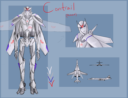 Contrail -Ref- (updated) by Kai-ni