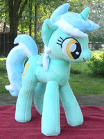 ::~Lyra Plush~:: by Soft-Sensations