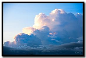 July clouds by ricmerry