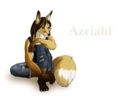 Azriahl by Dygee