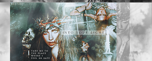 Into Your Light II by ecstasyvi