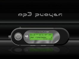 mp3 player by EnCoStO