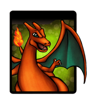 FANART - Charizard by alpin-j