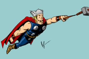 Thor by pjperez