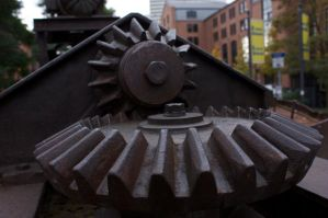 bevel gear by bookscorpion