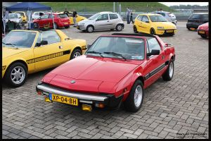 1989 Fiat X1-9 by compaan-art