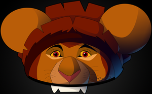Simba Mickey Ears by Timitu
