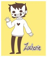 Zacharie by spanabanana
