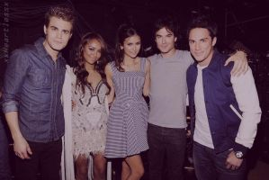 TCA 2011 by xxHeartlessx