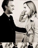 Happy With You - Dramione by JessMindless