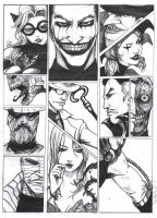 Dark Knight: The Rogues by ExiaLohengrin