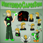 NintendoCapriSun Reference sheet by OmegaSam7890