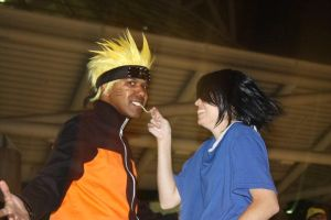 Naruto Noodle Attack by R-Legend