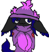 Req: Yami as a mismagius by Moracalle