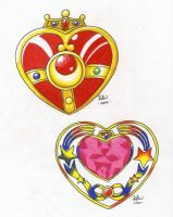Cosmic Heart Compact by tini