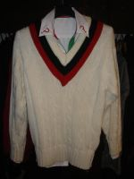 Doctor Who fifth doctor costume WIP part two done by Thira-Evenstar