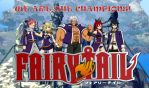 Fairy Tail - Grand Magic Games by MissRozinante