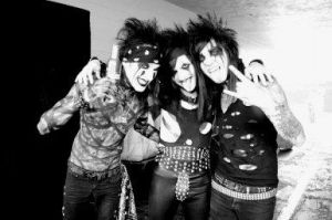CC and Jinxx and Jake by AndyBsGlove