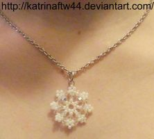 Little Snowflake pendant by KatrinaFTW44
