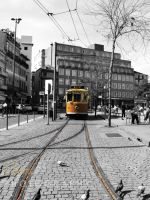 The city of trams by annesweetanne