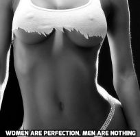 WOMEN are perfection by GirlzRuleOwnFuture