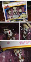 Figure Comic Series - Aigis Unboxing by OddPenguin