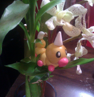 Weedle Figure by LaPopeArmadillo