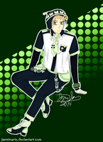 Noiz [speed paint] by jhon-arts