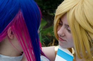 Panty and Stocking Love 4 by Druhzin