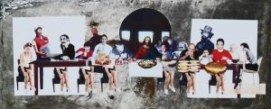last supper by Travis3120