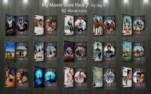 My Movie Store DVDs Pack 7 by ibg-5