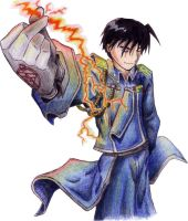 The Flame Alchemist by EWilloughby