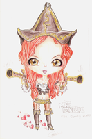 LoL Chibi: Miss Fortune by iEmme